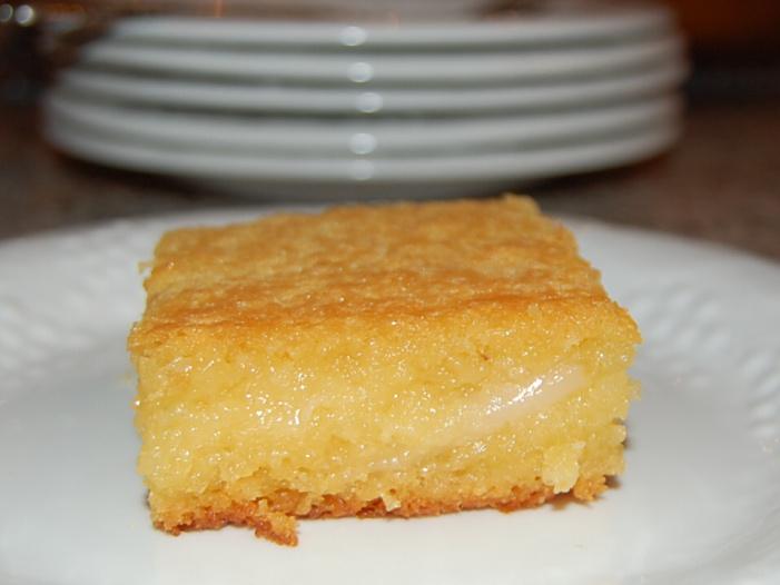 Simple Cassava Cake Recipe