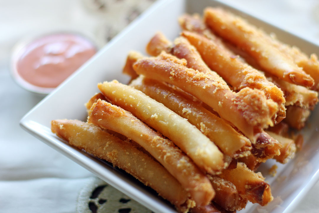 Easy Cheese Sticks Recipe - Kusina Master Recipes