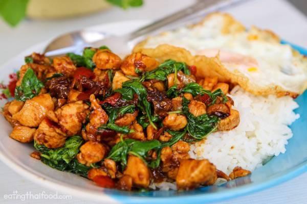 Thai Basil Chicken Stir Fry Recipe - Kusina Master Recipes